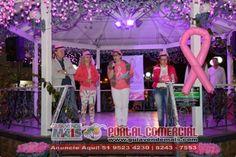 Outubro Rosa: Prefeitura lança calendário na Praça XV decorada