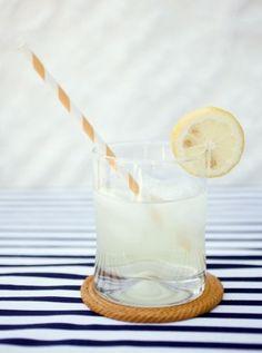 refreshing lemonade