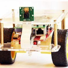GoPiGo is a Raspberry Pi Robot
