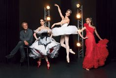 Valentino's Swoonworthy Costumes for NYCB | Photo by Patrick Demarchelier