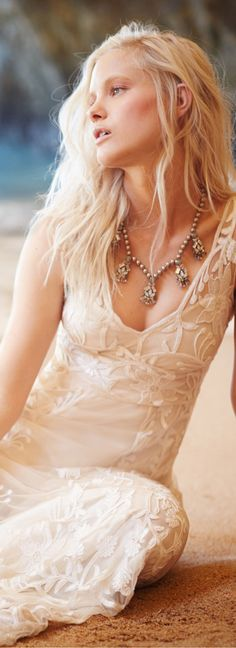 Gwyneth Boho Wedding Dress