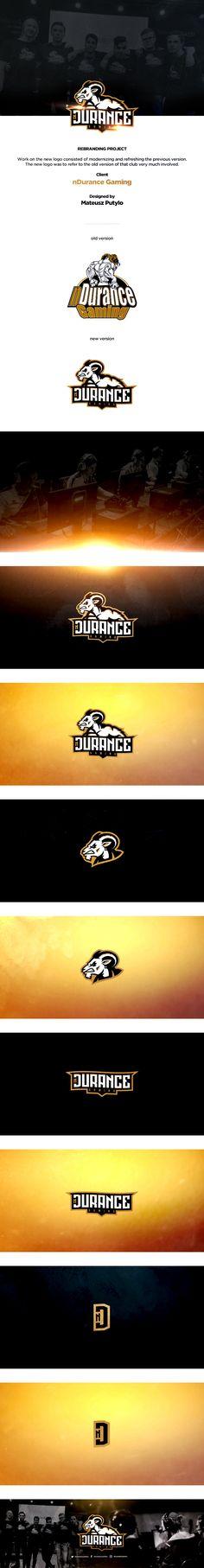 nDurance | Branding on Behance