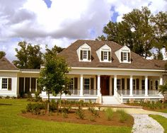 New Orleans Traditional Exterior New Construction Brick Design, Pictures, Remodel, Decor and Ideas