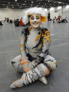 Jellicle cats come out tonight. Jellicle cats, come one come all....
