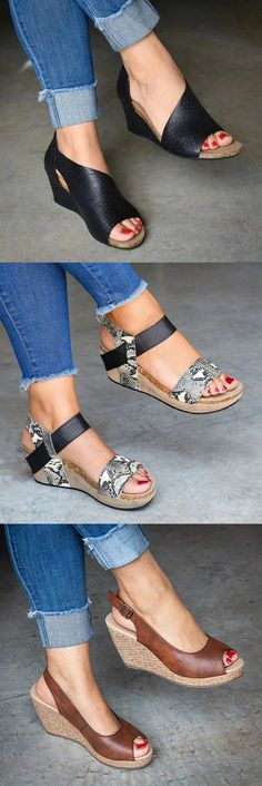 Platform pumps – High Fashion For Women Sneakers Fashion, Fashion Shoes, Fashion Accessories, Cute Sandals, Wedge Sandals, Blue Jordans, Comfy Shoes, Platform Pumps, Custom Shoes