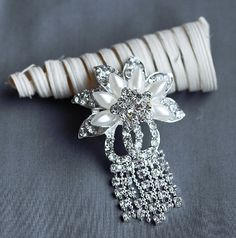 Hey, I found this really awesome Etsy listing at https://www.etsy.com/listing/114869059/sale-rhinestone-brooch-component-crystal