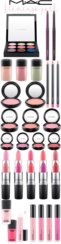 Spring 2016: MAC Cosmetics Flamingo Park Collection