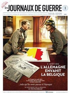 «Les Journaux de Guerre», un nouvel hebdomadaire - lesoir.be