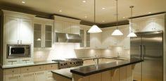 iluminacion en la cocina - Buscar con Google