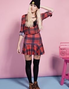 Muaa - Indumentaria Teen - Ropa para Adolescentes - Winter 2014 | Teen Clothing