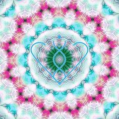 Healing mandala 3