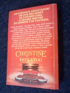 Christine - Stephen King / Simone Escreve