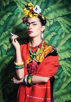 frida kahlo costumes - Google Search More