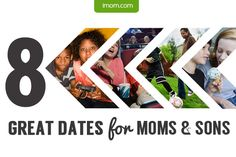 Great list of dates and conversation topics for dates with sons