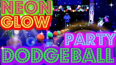 Trendy Neon Party Games For Teens Fun Youth Games, Games For Teens, Engagement Party Games Printables, Glow In Dark Party, Ball Birthday Parties, 13 Birthday, Blacklight Party, Teen Fun, Neon Nights