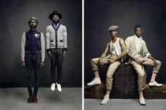 the brooklyn circus 2015 | Old School Meets New Cool! The Brooklyn Circus 2015 Spring/Summer ...