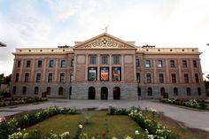 3. Arizona State Capitol, Phoenix
