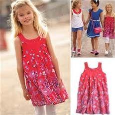 Vestidos para meninas de 10 a 13 anos.
