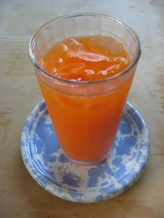 Carrot-Celery-Ginger Juice & Migraine Remedies