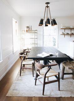 Elegant Dark Dining Room Tab Mein Blog Raumgestaltung, Innenarchitektur, Esstisch,  Einrichten Und Wohnen,