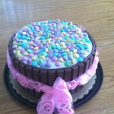 Isabella's 7th birthday cake