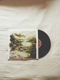 SEE SEE BON IVER's music is availed on vinyl what more reason to get a record player is there