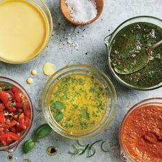 No-Cook Summer Sauces | CookingLight.com