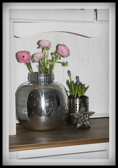 Riviera Maison Classic Vase M and some of my favourite flowers <3