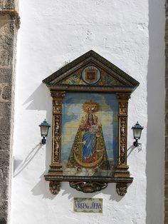 Virgen de la oliva, Vejer de la Frontera, Spain   Flickr - Photo Sharing!