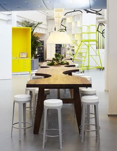 A Look Inside The LEGO Design Offices In Denmark Cool Office, Lego Office,  Open