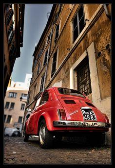 Fiat 500 von Franz Neuhäusler