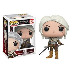 JMD Toy Store - Witcher POP! Ciri