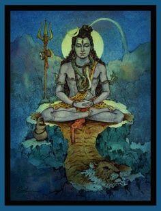 けがれなく、ほほえみつつ話し、正直であり、傲慢ではなく、信仰に篤く、安定して座り、貪欲でなく、しっかりとした肢体を持ち、思慮深く、感官を制御した、神の実在を信じる者、そして神と一体となった師やマントラに対する深いバクティを持つ、このような性質を持つ者が、弟子となるべきである。一方そうでない者は、師に苦しみを与える者である。    敬礼してから師の脇に座るべきである。去るときも同様に許しを得てから行くべきである。師の顔を見て奉仕すべきである。師に指示されたことを、敬意を持っておこなうべきである。    師の前で、嘘を言うべきではない。しゃべりすぎるべきでもない。    師と共に繁栄することを望む弟子は、欲望、怒り、そして貪欲、傲慢、軽薄な笑い、へつらい、情緒不安定、不正直、意味のない冗談、不満、貸し借りや売買は、どんなときでもおこなうべきではない。    なぜなら師は、シヴァ神であるから。目の前で彼を称賛して、礼拝して、奉仕すべきである。   shiva