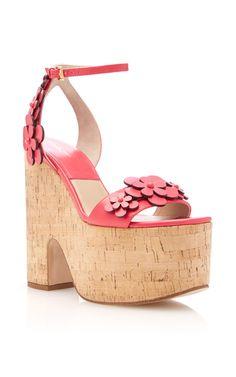 Debbie Runway Sandal by MICHAEL KORS COLLECTION for Preorder on Moda Operandi
