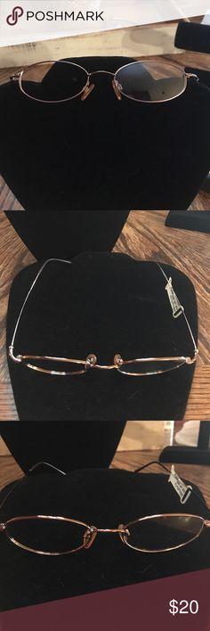 New eyeglass frames Brand new copper wire eyeglass frames. Accessories Glasses