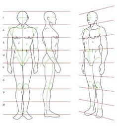 Dibujo del cuerpo