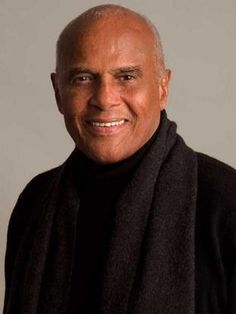 Harry Belafonte Calls Black Celebrities' Indifference To Black Suffering 'Unconscionable' - Your Black World Harry Belafonte, My Black Is Beautiful, Beautiful Men, Men With Grey Hair, Black Celebrities, Celebs, Famous Faces, Classic Hollywood, Black History