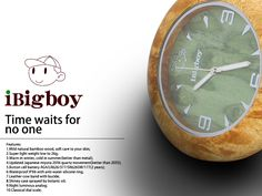 Do you want a lightweight wooden watch or bammboo watch? #ibigboy  #woodenwatch             #wooden   #bammboo  #watch  #beautiful  #poster