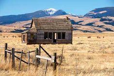 Quinlan School, Powell County, Montana