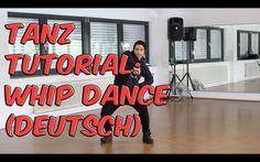 Tanz Tutorial: #WhipDance (Deutsch) | Tanzen lernen mit Zcham