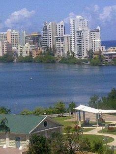 Laguna del Condado, San Juan
