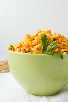 Toasted Fennel and Carrot Slaw. Incredibly easy to make, incredibly delicious to eat! Vegan, grain-free, paleo.