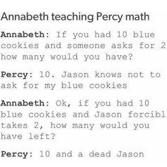 Haha Percy good one!!!!!