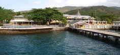 Pier 1, Trinidad.
