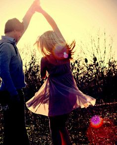 Dance with her..