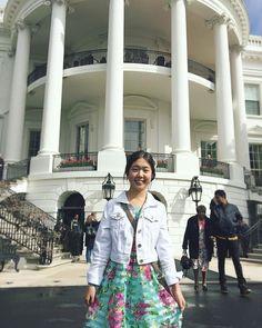 #Whitehouse #yay #letscelebrate #yay by theninalu #WhiteHouse #USA