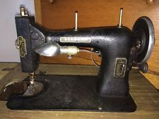 KENMORE STANDARD ROTARY CAST IRON SEWING MACHINE