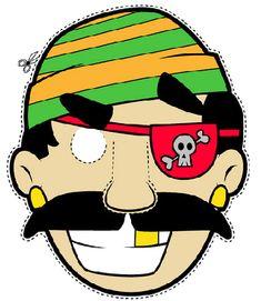 Carnaval masque pour enfants