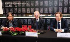 'Painting the History' begins at Katara