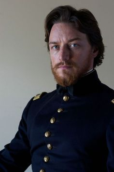 James McAvoy in 'The Conspirator'